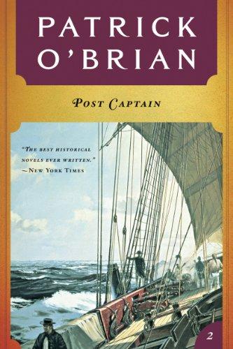 Post Captain (Vol. Book 2)  (Aubrey/Maturin Novels) (English Edition) por Patrick O'Brian