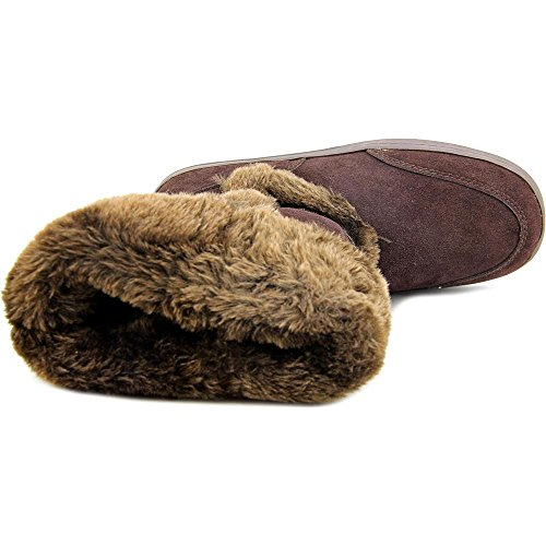 Style & Co Witty Daim Botte d'hiver Dark Brown
