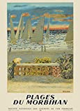World of Art Vintage Travel Frankreich für Morbihan und