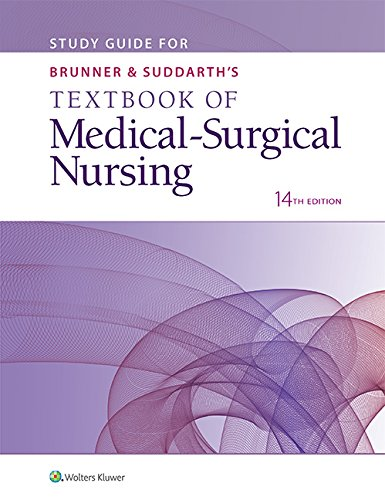 Study Guide for Brunner & Suddarth's Textbook of Medical-Surgical Nursing (English Edition)