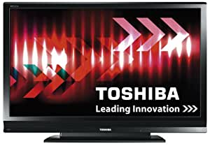 Toshiba Regza 32AV635DB 32-inch Widescreen HD Ready LCD TV with Freeview and Resolution+