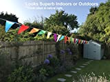Premium Quality Bunting - Indoor / Outdoor Party Decoration
