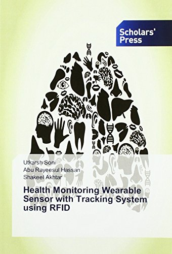 Health Monitoring Wearable Sensor with Tracking System using RFID