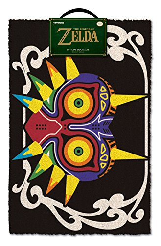 The Legend of Zelda - Doormat Majora Mask