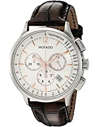 cd8ed98fdceb Movado 606576 0606576 - Reloj para Hombres