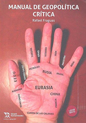 Manual de geopolítica crítica par Rafael Fraguas de Pablo