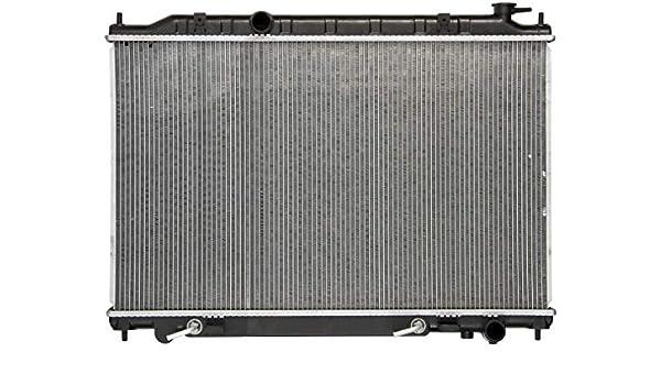 Spectra Premium CU2692 Complete Radiator