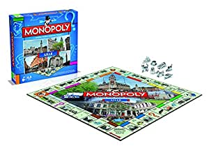 Winning Moves - 0066 - Monopoly Lille