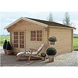 GartenPro – Caseta de madera para jardín - Modelo Barcelona - Color ...