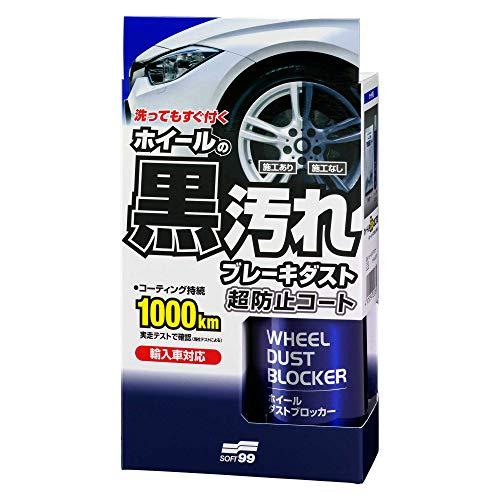 SOFT99 2076 Rad Staub Blocker, 8 Sheets, 200 ml -