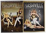 Nashville: Season 1 & Season 2 (10 Dvd) [Edizione: Stati Uniti] [Italia]