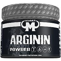Mammut L-Arginina in polvere, 1,7 g per porzione, magnesio ottimizzato,
