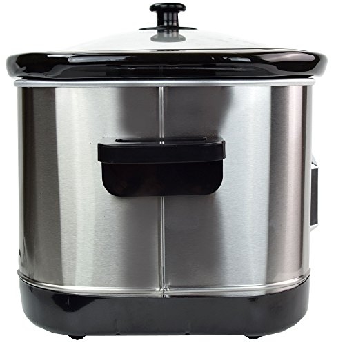 Syntrox Germany 7,5 l Slow Chef SC-750D Schongarer - 6