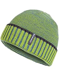 Mammut Alvier Beanie (Beanies), Farbe:sprout-cloud;Größe:one size