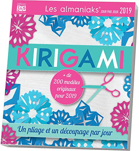 Almaniak Activités Kirigami 2019 (Almaniaks Activités)