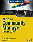 Curso De Community Manager - Edici�n...