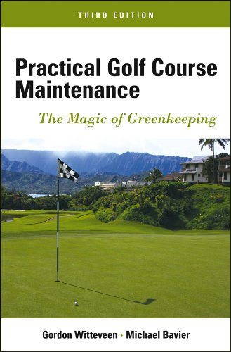 Zoom IMG-1 practical golf course maintenance the