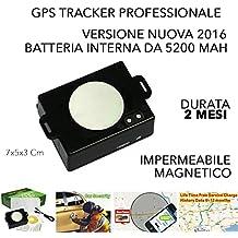Localizzatore GSM GPS tracker carscop CCTR 800+ magnetico durata 2 mesi PROFESSIONALE impermeabile
