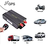 Gps SMS Tracker Tk103b with Remote Control Pc Version Software Google Maps Link Real Time Tracking App Scanner