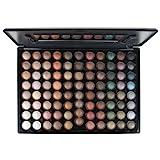Blush Professional 88 Colour Hot Earth Eyeshadow Palette/Lidschatten palette