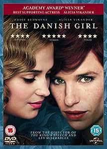 The Danish Girl [DVD] [2015]