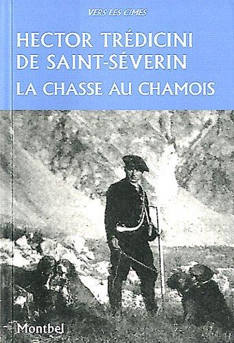 La chasse au chamois par Hector Trédicini de Saint-Séverin