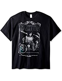 Fea Merchandising Men's Led Zeppelin Good Times Bad Times Tee