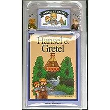 Hansel et gretel livre cassette
