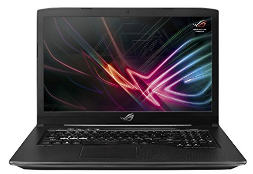 "Asus GL703VM-BA015T Notebook, Display da 17.3"", Processore i7-7700HQ, 2.8 GHz, SSD da 256 GB e HDD da 1000 GB, 16 GB di RAM, nVidia GeForce GTX 1060 [Layout Italiano]"