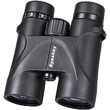 Eyeskey 10x 32/8x 32/8x 42/10x 42/10x 50resistente al agua prismáticos para la observación de aves