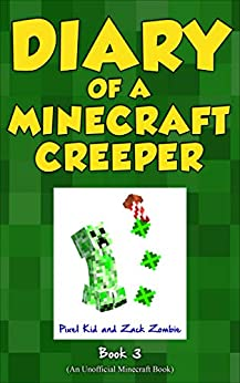 Minecraft Books: Diary Of A Minecraft Creeper Book 3: Attack Of The Barking Spider! (an Unofficial Minecraft Book) por Zack Zombie epub
