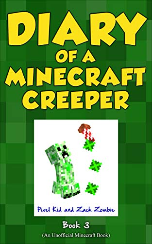 Minecraft Books: Diary of a Minecraft Creeper Book 3: Attack of the Barking Spider! (An Unofficial Minecraft Book) (English Edition) por Pixel Kid
