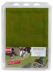 Busch 1318-groundc Over de tapizantes, vehículos, Color Verde/Amarillo/Verde
