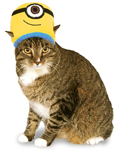 Rubie's Minion Stuart Knit Cat Kopfbedeckung, ()