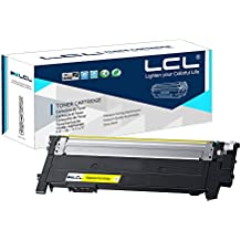 LCL Compatible CLT-Y404S CLT-404S (1-Pack Amarillo ) Cartuchos de Tóner Compatible para Samsung SL-C430 SL-C430W SL-C480 SL-C480W SL-C480FN SL-C480FW
