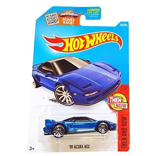 hot-wheels-103-250-2016-then-and-now-3-10-90-acura-nsx-by-mattel