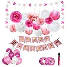 Geburtstagsdeko 1 Geburtstag Madchen