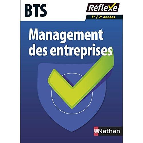 Management des entreprises BTS