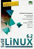 SuSE Linux 6.2, 6 CD-ROMs, dtsch. Ausgabe: Das komfortable Linux-Komplettpaket f�r Bild
