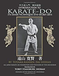INTRODUCTION TO  KARATE-DO: ITS INNER TECHNIQUES AND SECRET ARTS