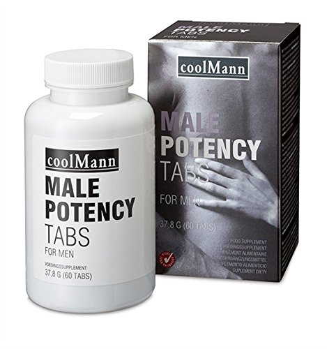 CoolMann Male Potency, 60 Tabletten -