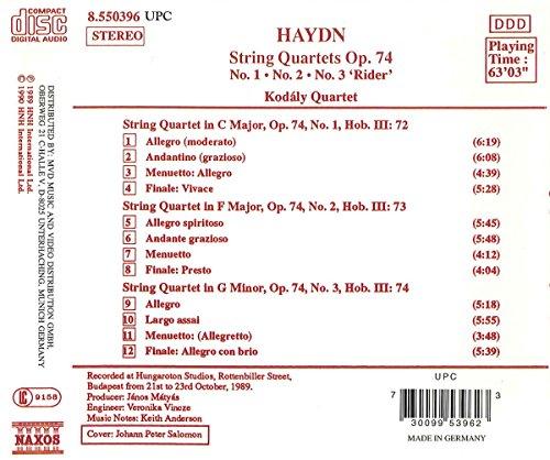 Haydn...