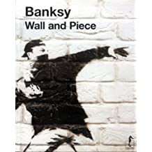 Banksy. Wall and piece: 21 x 26 cm