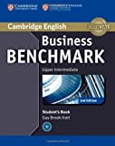 Business Benchmark Upper Intermediate BULATS Student's Book 2nd edition by Brook-Hart, Guy (2013) Paperback