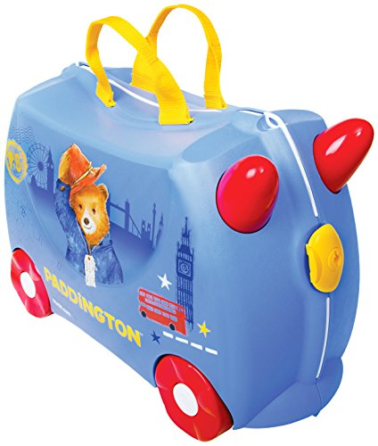 Trunki Paddington Bear Ride On and Carry Suitcase...