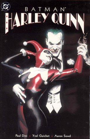 Batman Harley Quinn a Dc Comic Prestige Book