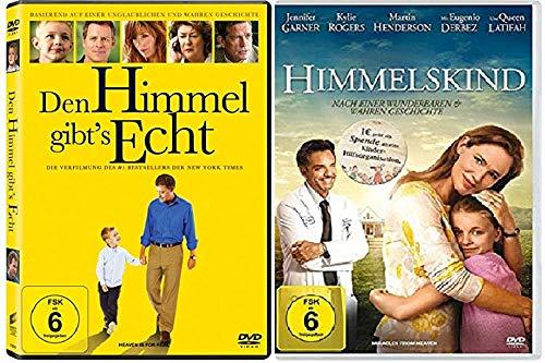 Den Himmel gibt's echt + Himmelskind [DVD Set] 2 wahre Geschichten