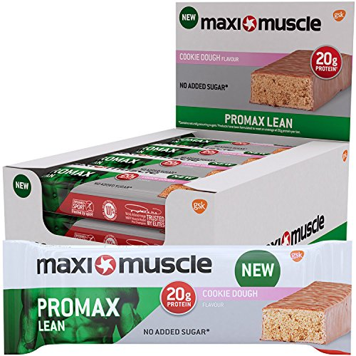maximuscle-promax-lean-high-protein-bar-60-g-cookie-dough-pack-of-12