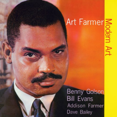 Modern Art (feat. Bill Evans, Benny Golson, Addison Farmer & Dave Bailey) [Bonus Track Version] (Reed Addison)