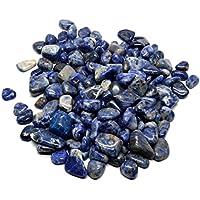 Heilung Kristalle Indien 1/0,9kg natur Edelstein Lapis Lazuli Tumble mit gratis eBook über Crystal Healing (Lapislazuli) preisvergleich bei billige-tabletten.eu